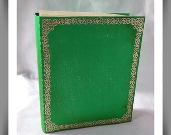 Book box, Gift box, Secret book box,  Age effect book box