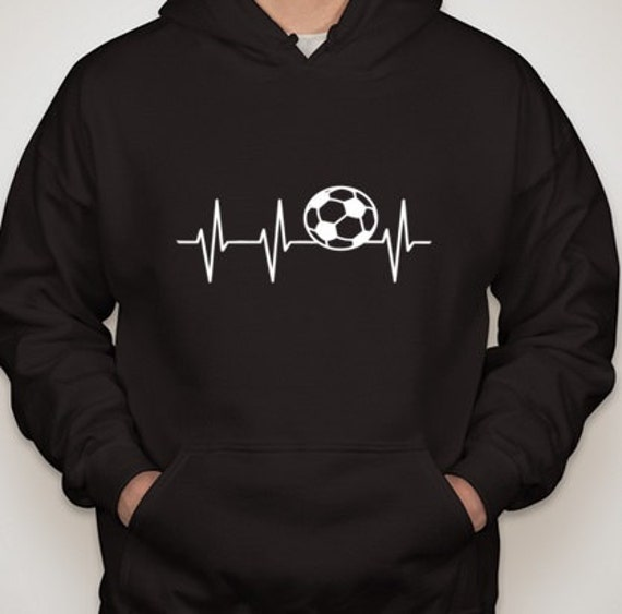 Items similar to soccer heartbeat sport loving shirt for Boys soccer t shirts
