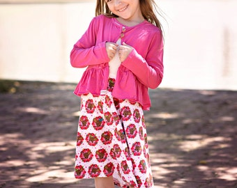 Girls jacket, Toddler girls jacket, pink jacket, Girls clothing, childrens clothing