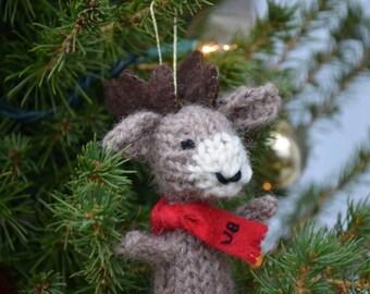 Reindeer Onament