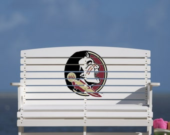 Florida State Seminoles Rocking Chair By Keylargoadirondack