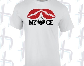Kiss My Ace T-Shirt (2 Color Design)