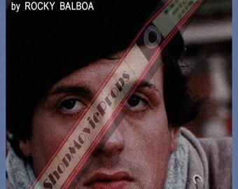 cover book rocky scrapbook  written rocky balboa 1976