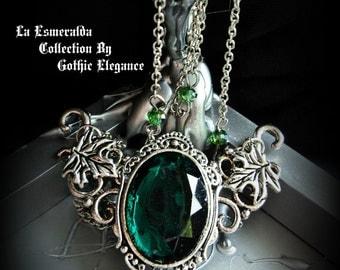 Esmeralda Collection Necklace