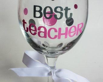 World's Best Teacher, Teacher Birthday gift, Teacher Christmas gift, Teacher appreciation, End of School gift, Teacher drink, Teacher beer