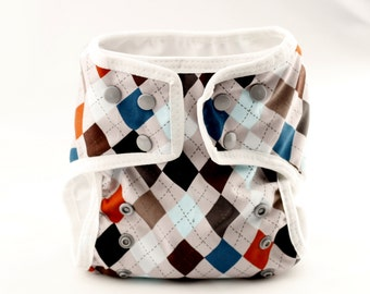 CLEARANCE! Size Small cloth diaper for prefolds or inserts