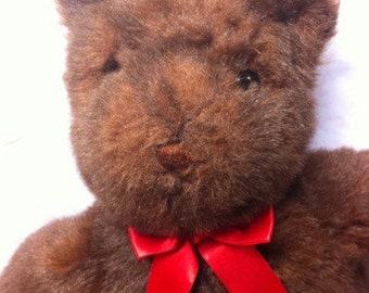 Classic Ty Vintage Teddy Bear PJ 1990