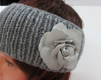 Headband earmuffs for woman