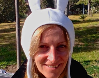 Fionna the Human-inspired hat (from Adventure Time)