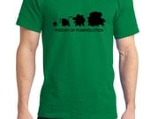 Theory of  Pokevolution Bulbasaur Tee Shirt