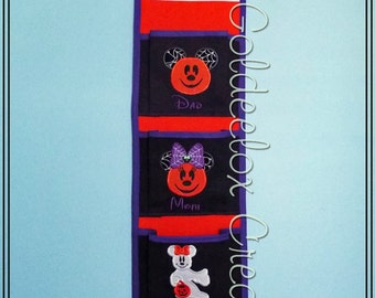 Halloween Fish Extenders for Disney Cruises Custom Orders Only
