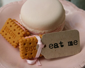 30 Eat Me Tags ~ Parties ~ Weddings