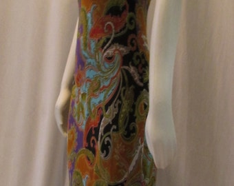 DRESS New old stock tags on Size M TESSUTO Brand made in USA
