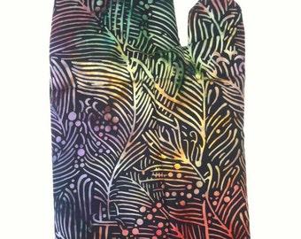 Kitchen Mitt, Oven Mitt, Potholders, Mitt, Insulated, Kitchenware, Hot Pad, Batik, Modern Warm Color Batiks