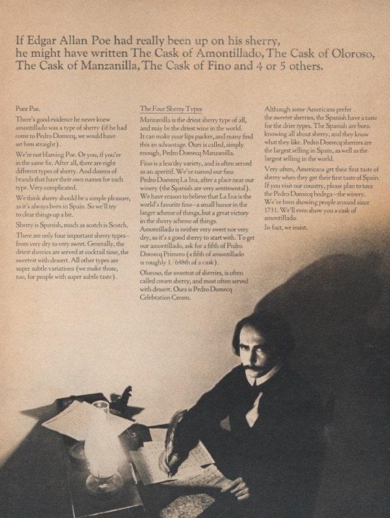edgar allan poe the raven literary analysis