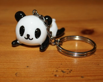 Little panda keychain