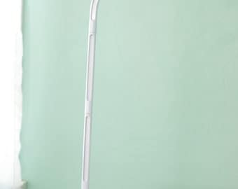 Extended Crib arm attachment, baby crib mobile arm attachment, white crib attachment