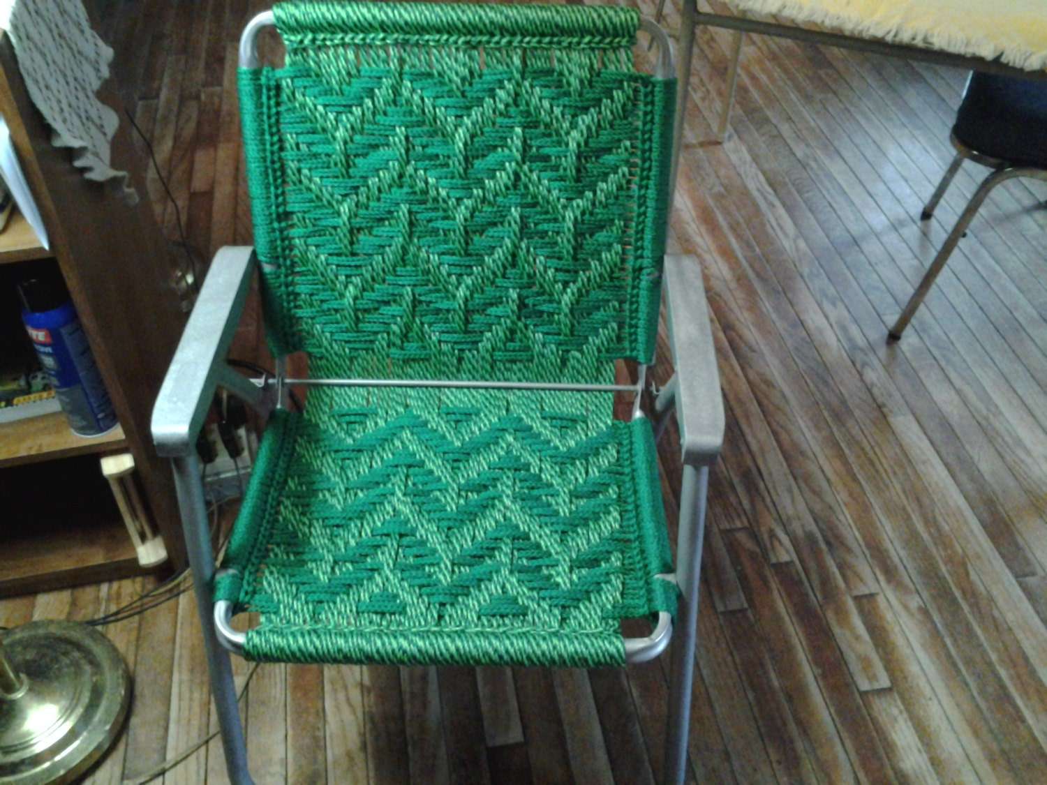 macrame lawn chair patterns macrame lawn chair recycled frames woven lawn chairs 4227