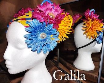 Tribal Fusion ATS Belly Dance Headpiece, Galila