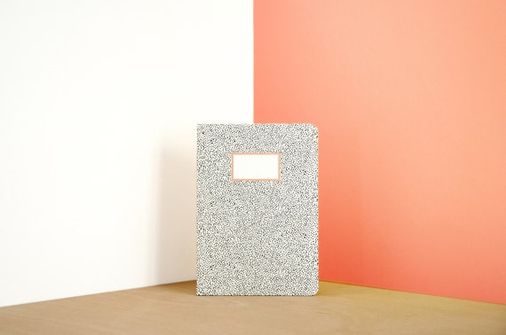Dots notebook / journal / diary - A5 - 64 ruled pages