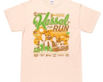 Kessel Run T Shirt