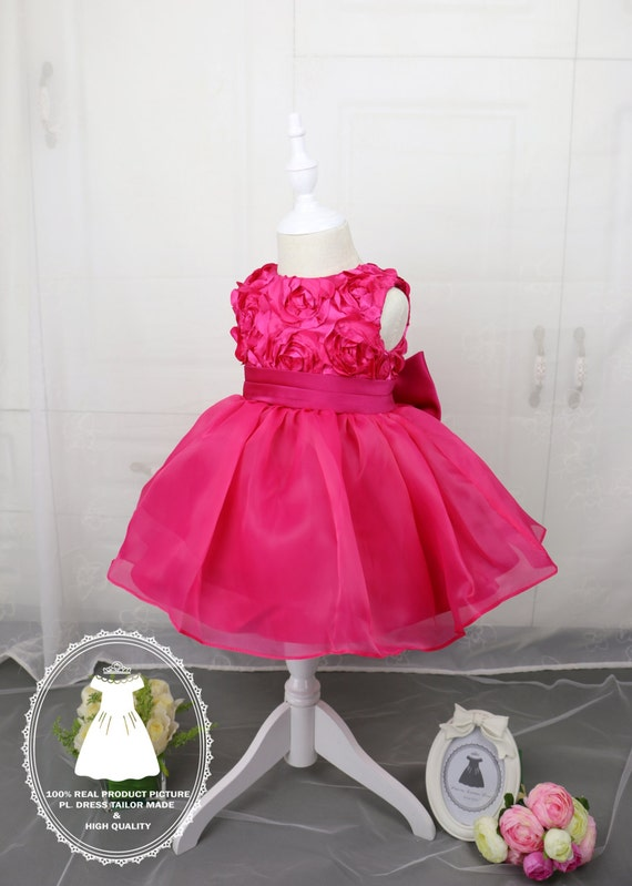 Dress baby christmas dress baby girl dress for wedding baby pageant