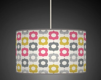 Items Similar To Industrial Perforated Metal Drum Shade Table Lamp On Etsy