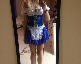 Blueberry Girl Costume lol