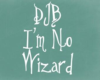 DJB I'm No Wizard (Single User Commercial License)