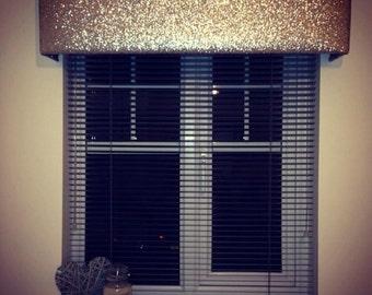 Bespoke Luxury Curtain Pelmets, Box Pelmets, Window Pelmets, Valance Made to Measure, Handmade