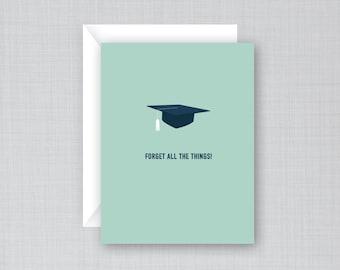 Funny Graduation Card | Graduation Card