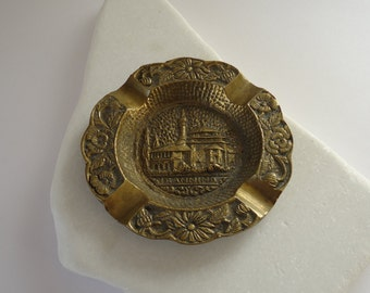 vintage brass ashtray,from ΙΩΑΝΝΙΝΑ greece