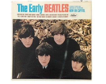 "The Beatles - ""The Early Beatles"", T-2309, mono, first pressing, vintage vinyl LP, ex/ex"