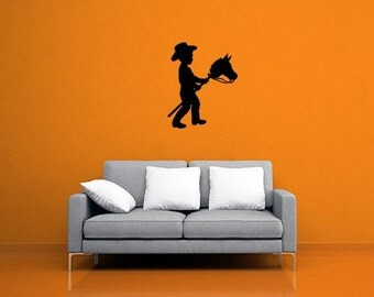 Toy Horsey Wall Decal