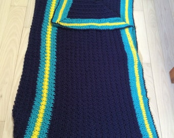 crochet blanket to cover your lap