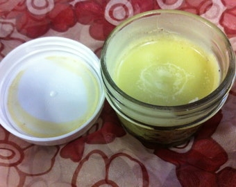 Organic, customizable Herbal First Aid Healing Salve with customizable lable
