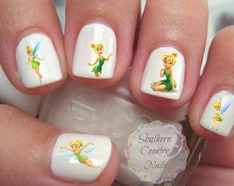 Fairy Nail Art Decals