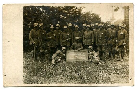 1919 card post vintage