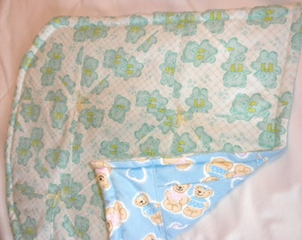 cover - reversible quilt