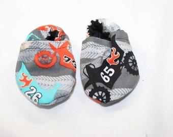 Motorcross Baby booties
