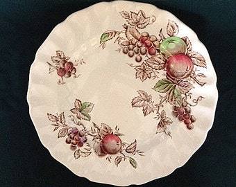 Johnson Brothers Harvest Time Dinner Plate