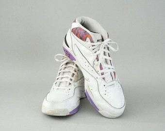 Women Reebok High Top Sneakers Size 10