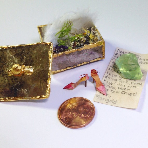 Fairy Mica Treasure box