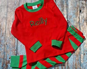 Family matching Christmas Pajamas- CHILDREN