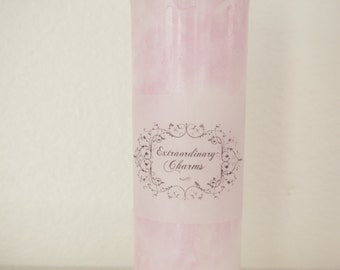 Feather Gradation Candle