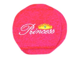Child Princess Eyeglass Eye Patch