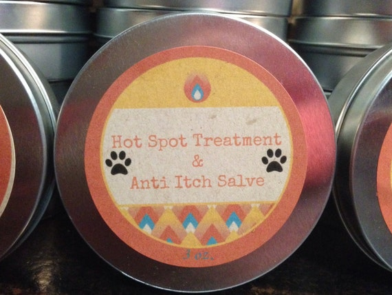 Hot Spot Salve For Dogs