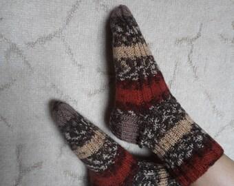 Womens wool socks