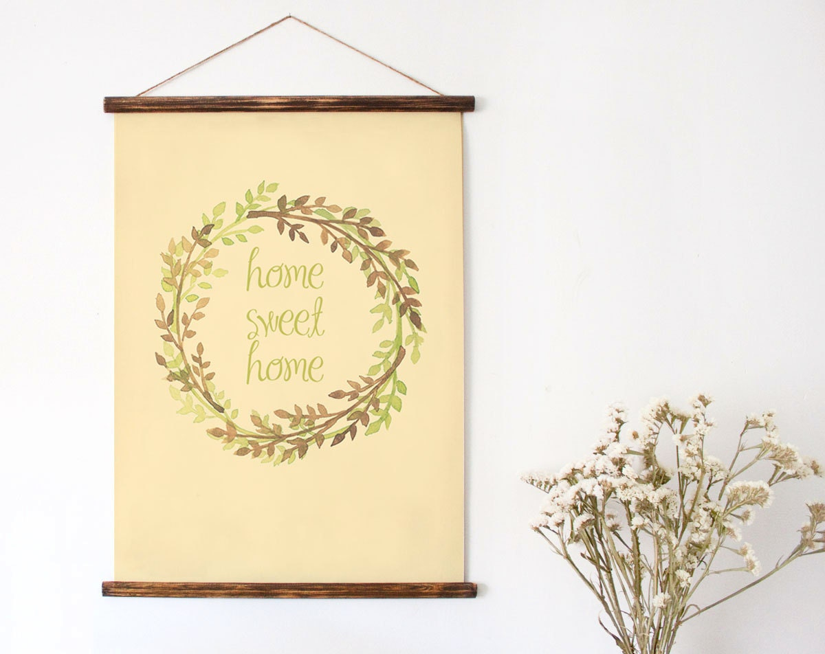 Home Goods Creative Home Decor Diy Wall Art Home Sweet By Kwitnie