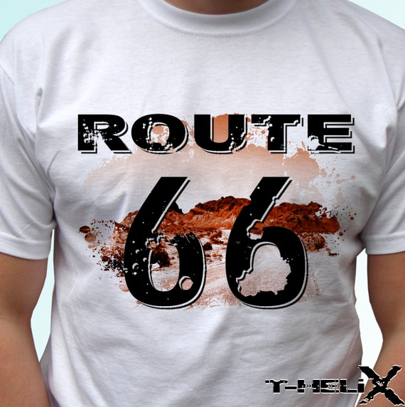 Route 66 clothing store